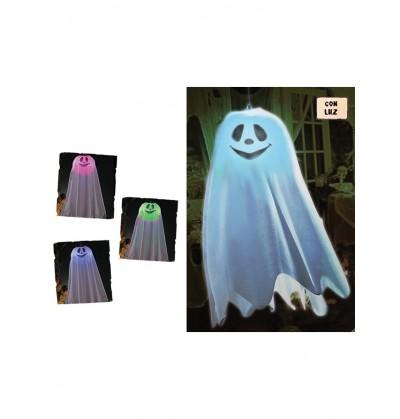 colgante decorativo fantasma brillante