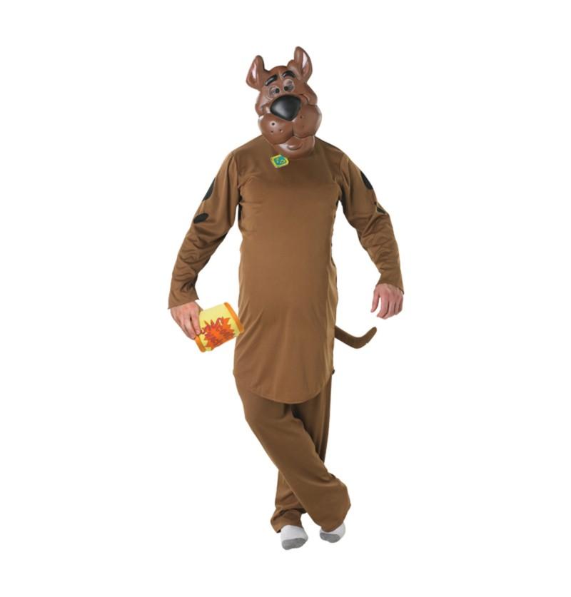 Disfraz de Scooby Doo classic para adulto
