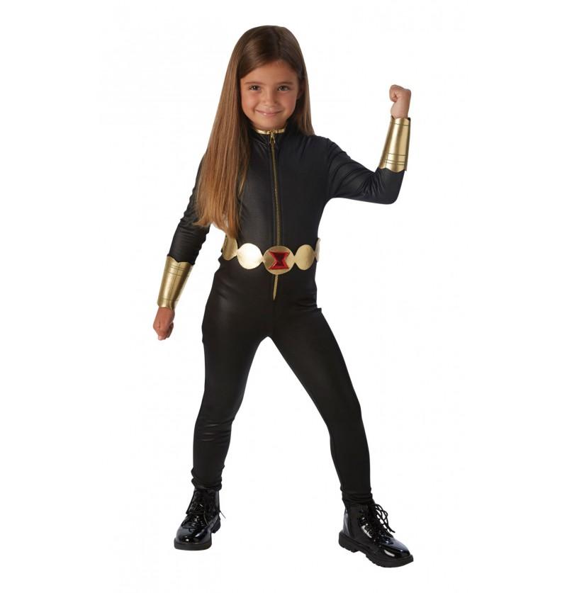 Disfraz de Viuda Negra para niña - Marvel