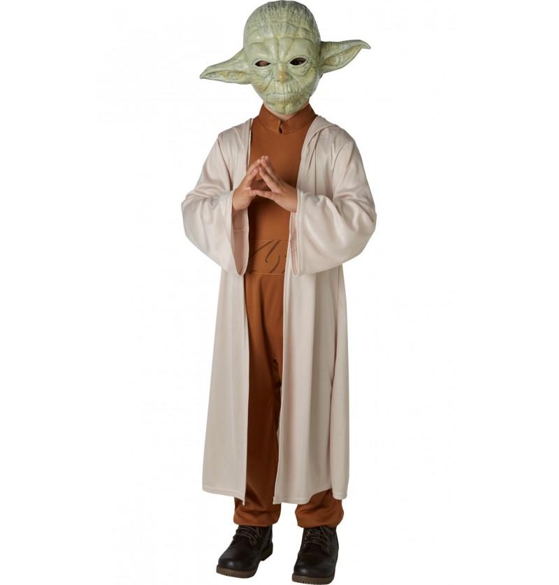 Disfraz de Yoda para adolescente - Star Wars