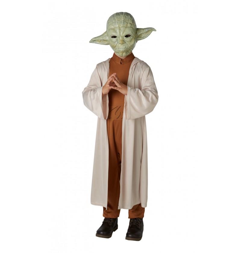 Disfraz de Yoda para niño - Star Wars