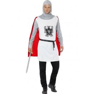 disfraz de caballero medieval classic para hombre