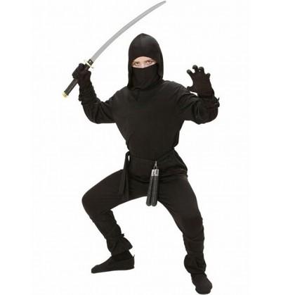 disfraz de guerrero ninja para nio