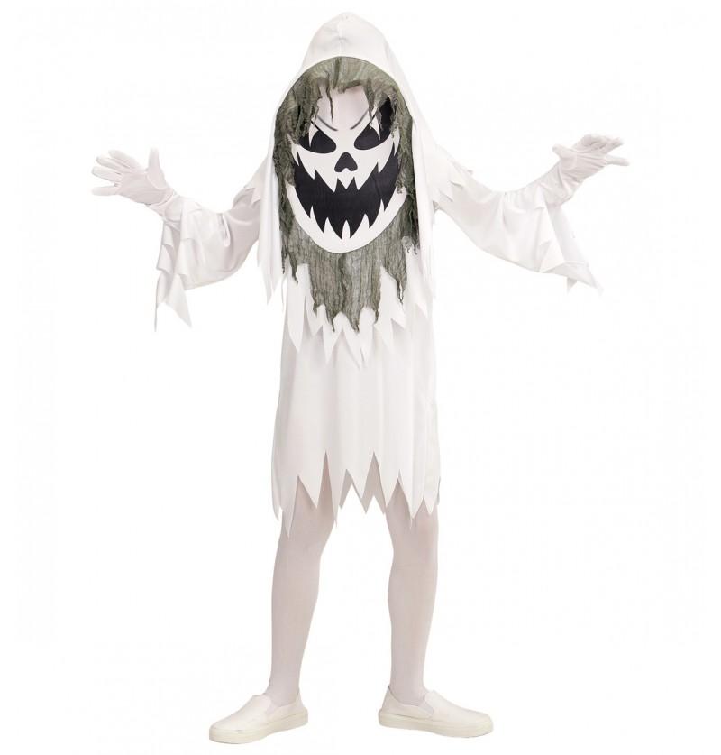Disfraz de fantasma maligno gigante infantil