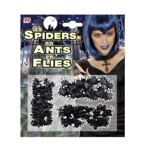 set de insectos invasores