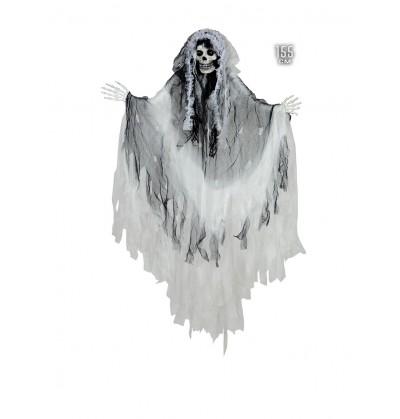 novia zombie colgante