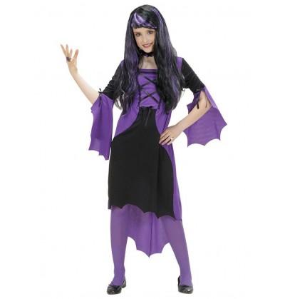 disfraz de vampiresa gtica para nia