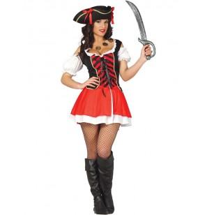 disfraz de pirata bucanera sexy para mujer