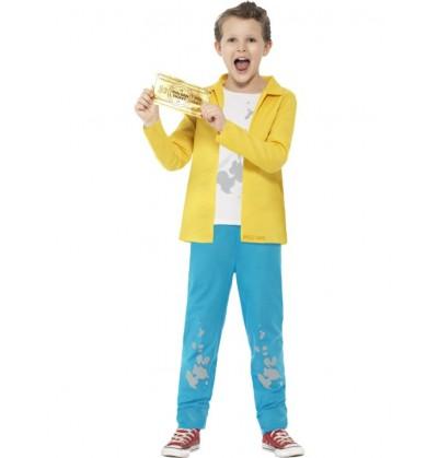 Disfraz de Charlie Bucket Roald Dahl para niño