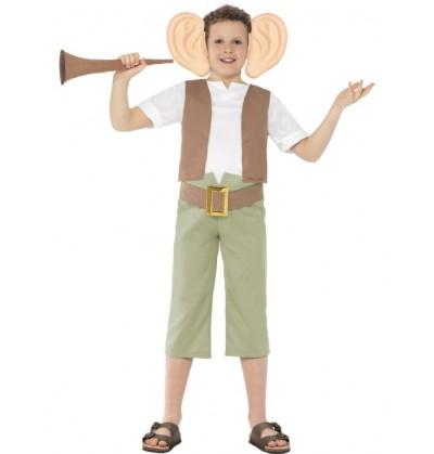 Disfraz de Big Friendly Giant Roald Dahl para niño