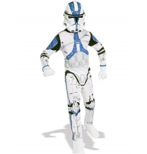 disfraz de clone trooper legin 501 star wars para adulto