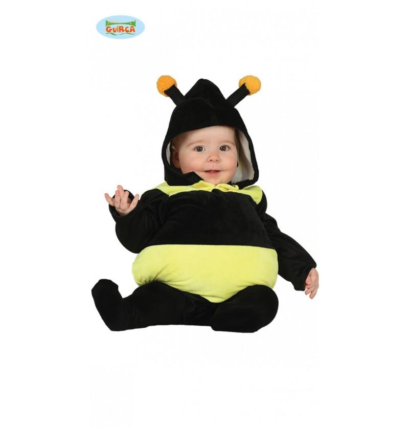 Disfraz de abejita traviesa para bebé