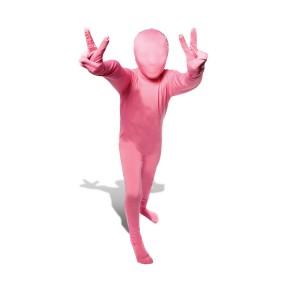 disfraz rosa morphsuits infantil