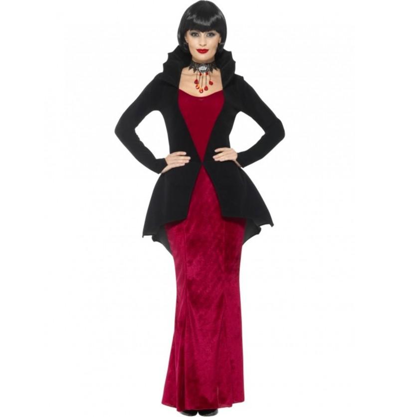 Disfraz de vampiresa imponente para mujer