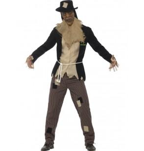 Disfraz de espantapájaros Pesadillas para hombre