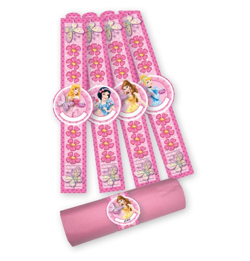Set de 8 brazaletes para servilletas