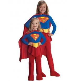 disfraz de supergirl nia