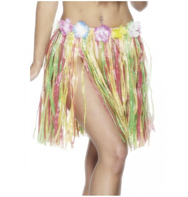 falda hawaiana elstica