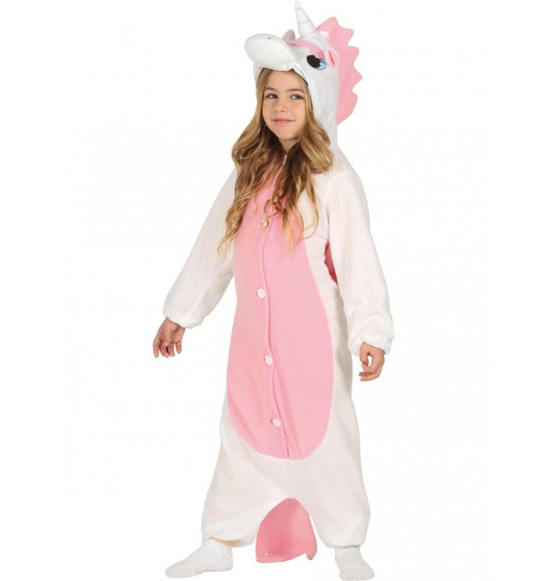 disfraz de unicornio onesie infantil