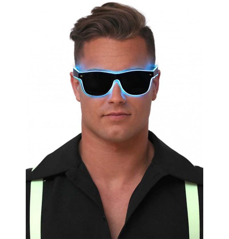 gafas de nen azules para adulto