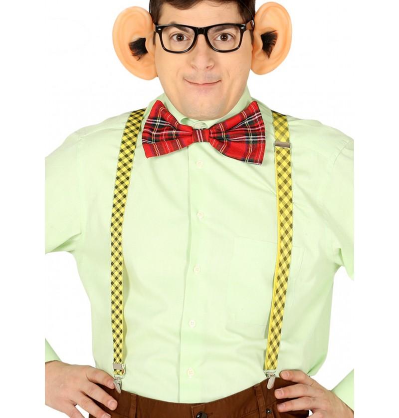 kit de nerd para adulto