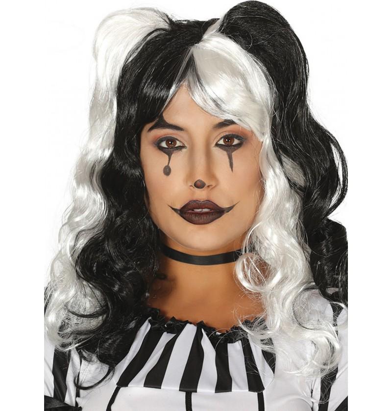 peluca de psicpata para mujer