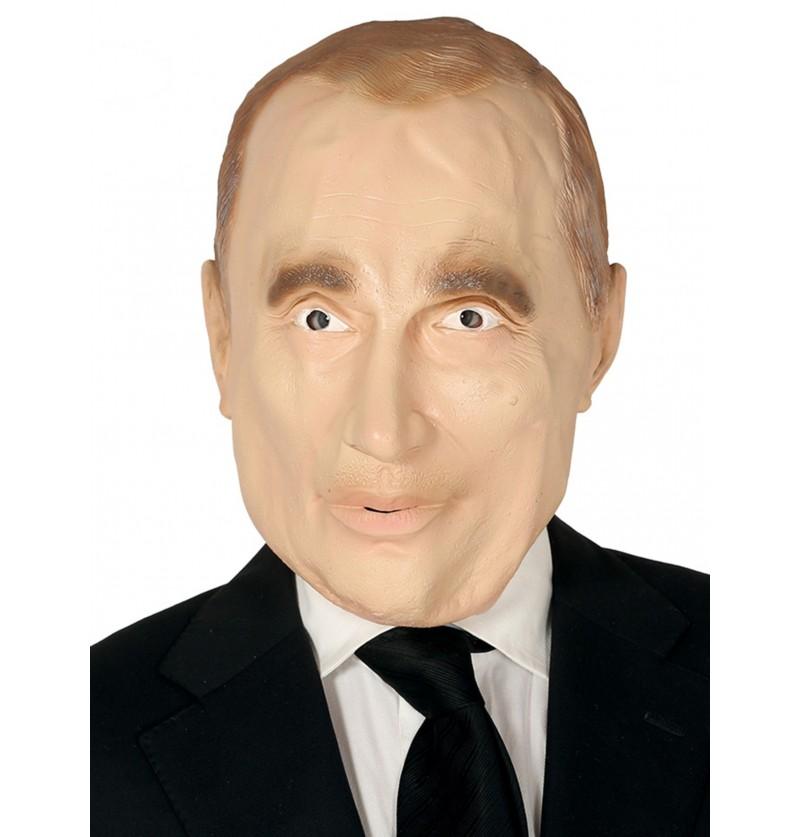 mscara de presidente de rusia para hombre