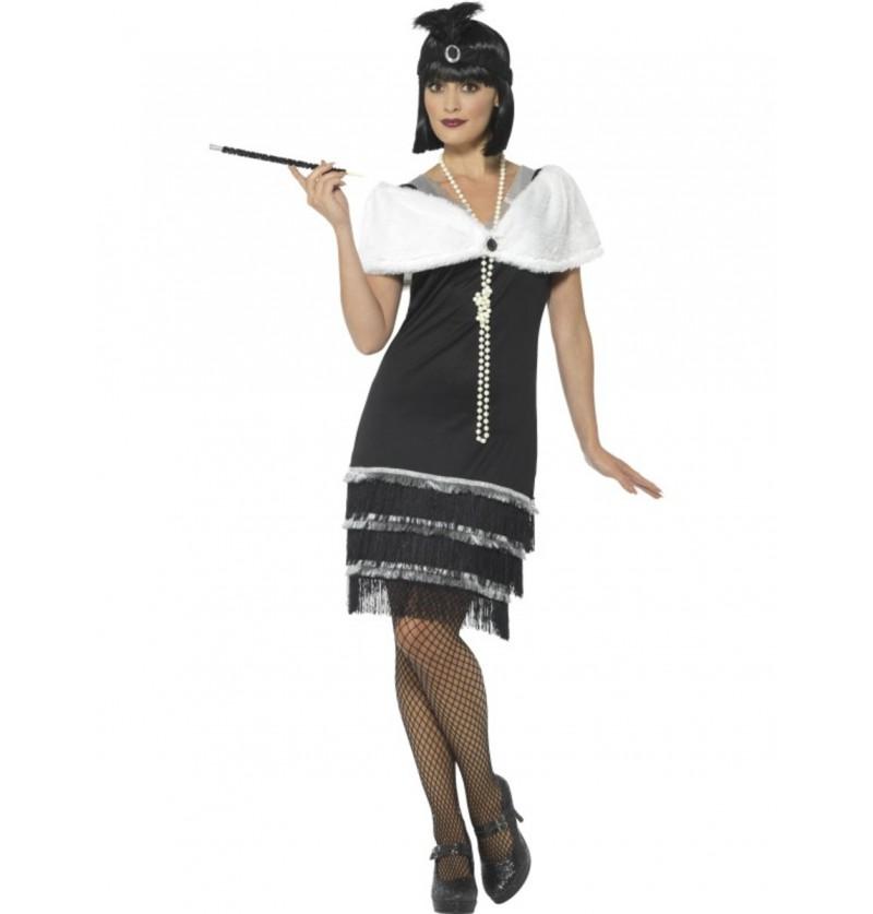 Disfraz de los años 20 elegante para mujer
