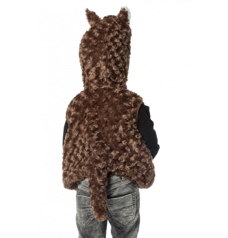 disfraz de canguro marrn para beb