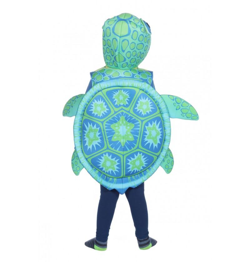 disfraz de tortuga marina infantil