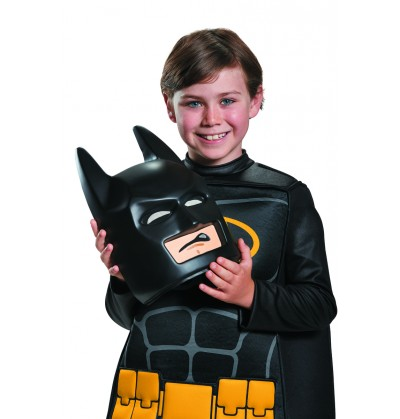 Disfraz de Batman La Lego Película deluxe para niño