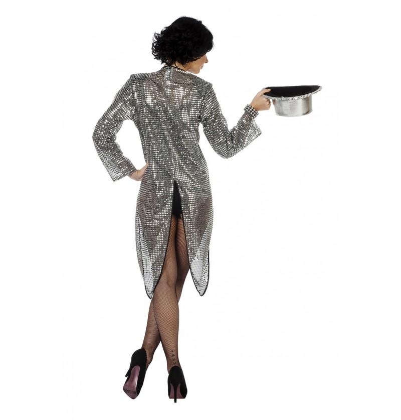 disfraz de domadora gris para mujer