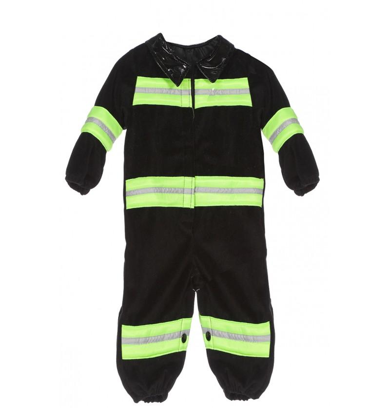 disfraz de bombero para beb