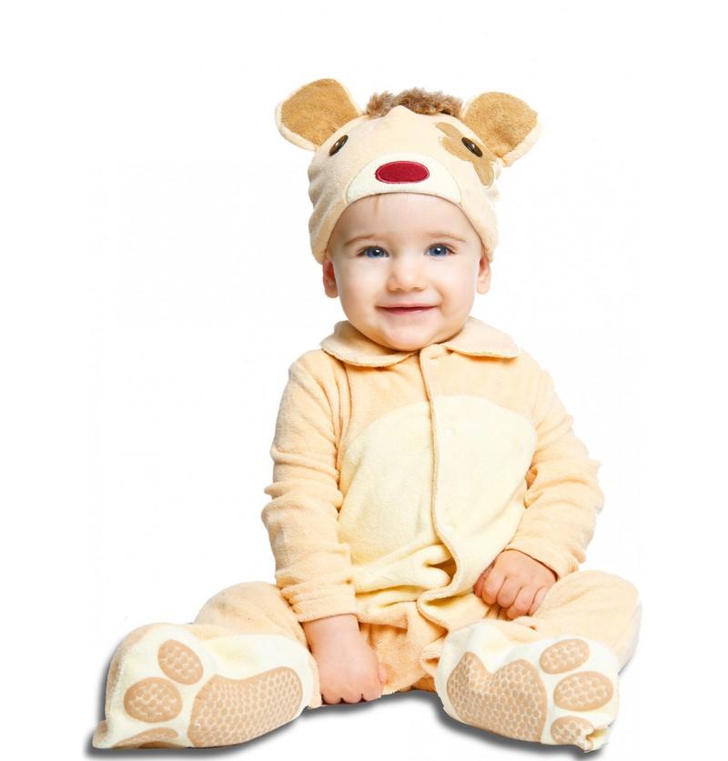 Disfraz de oso perezoso para bebé