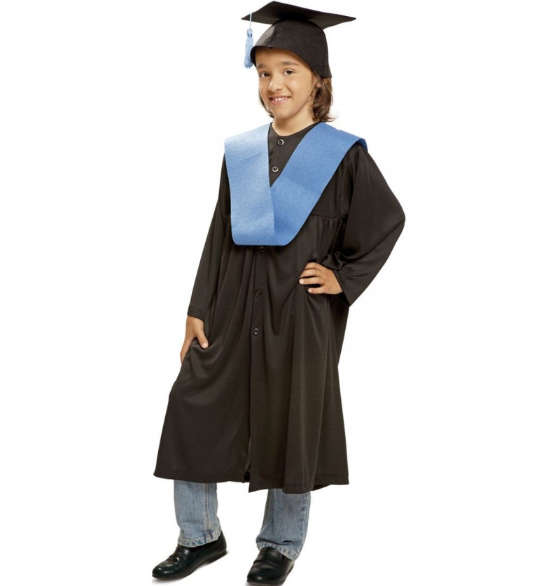 Disfraz de graduado para niño
