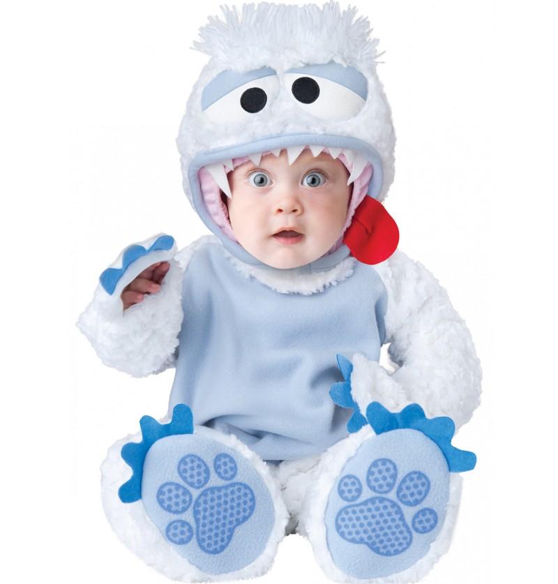 Disfraz de Yeti para bebé