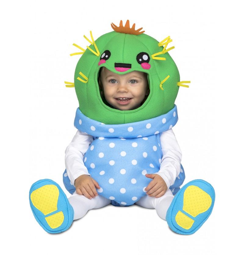disfraz de cactus deluxe para beb