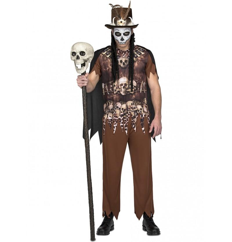disfraz de canbal vud canbal para hombre