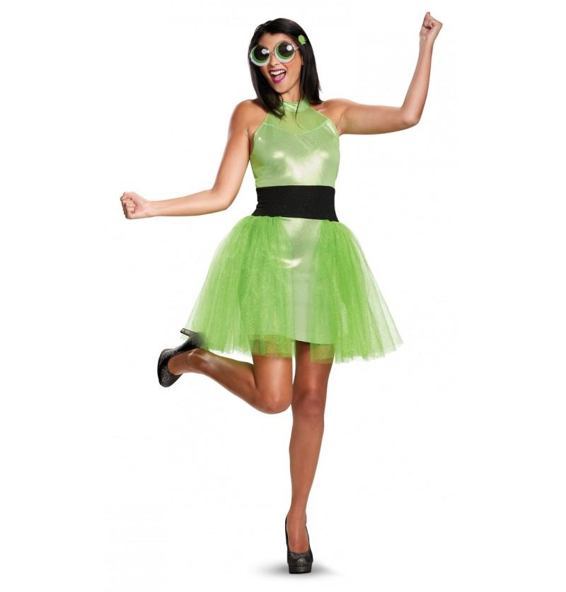 Disfraz Mujer Las De Supernenas Para Cactus 4ARq35jL