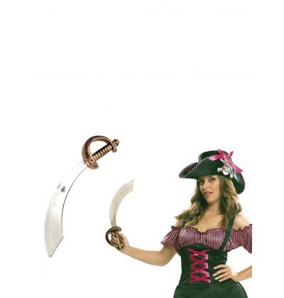 Espada de pirata elegante