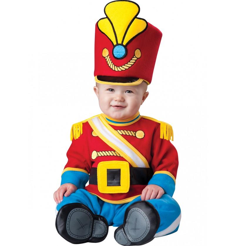 Disfraz de soldadito plomo para bebé