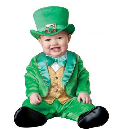 Disfraz de Leprechaun para bebé