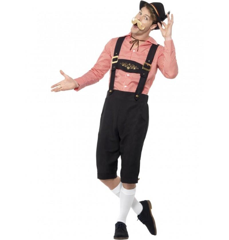 disfraz de tirols feliz oktoberfest para hombre