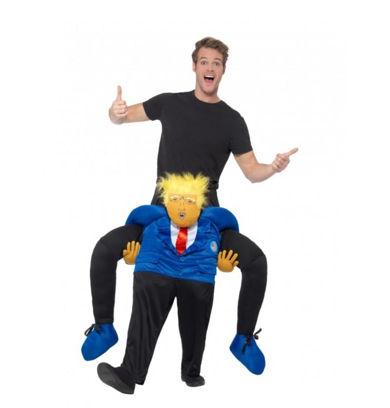 disfraz de presidente estados unidos ride on para adulto
