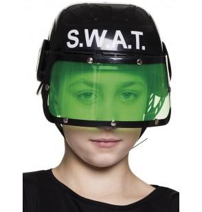 casco de swat antidisturbios infantil