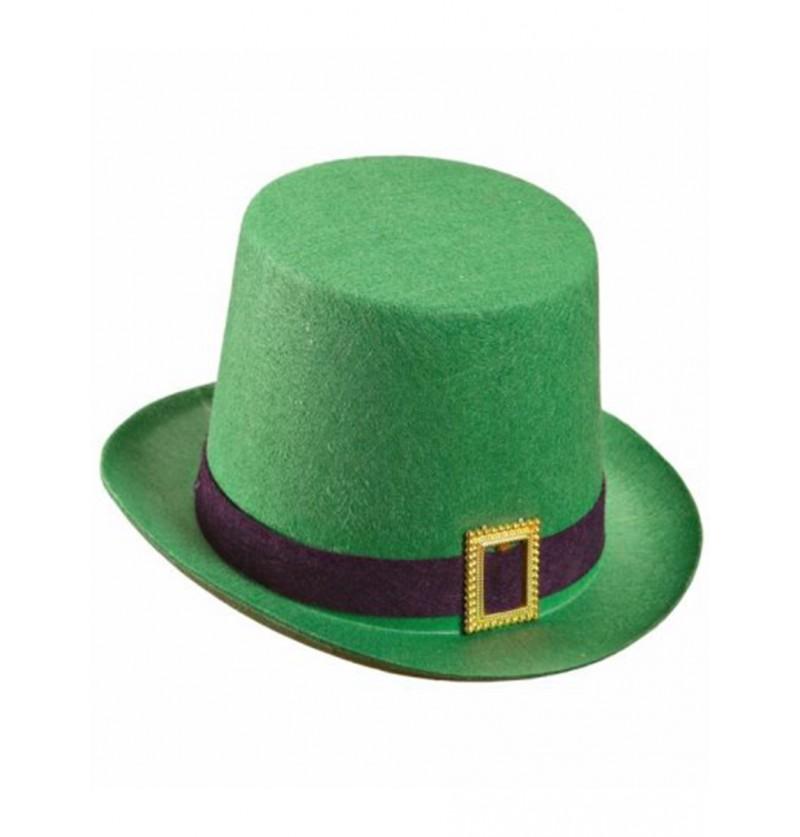 Sombrero de leprechaun para adulto