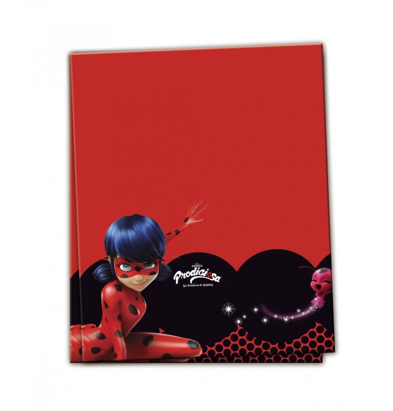 Mantel Las aventuras de Ladybug