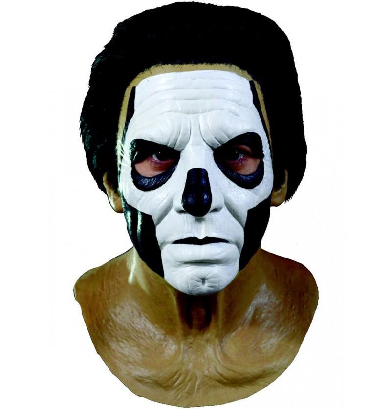 Máscara de Papa Emeritus III Ghost classic para adulto