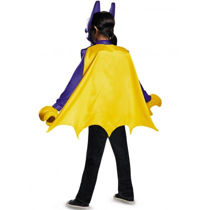 Disfraz de Batgirl Batman La Lego Película para niña