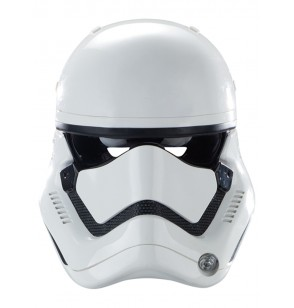 Careta de Stormtrooper Star Wars Episodio 7